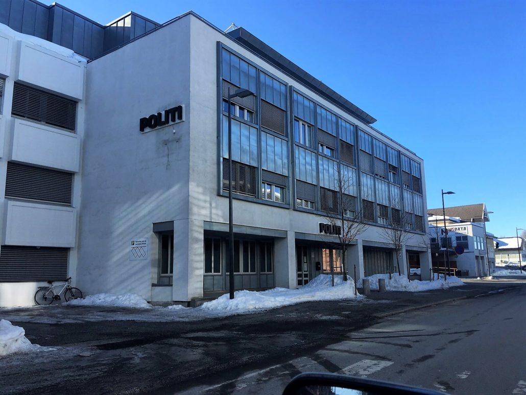 Politistasjonen i Gjøvik
